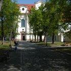 Вы можете отдохнуть в округе Бржевновского монастыря