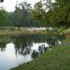 В этом парке можно гулять часами