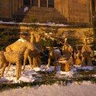 Рождественские ясли в Праге