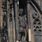 Экстерьер собора святого Вита