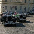 Готовы к авто-прогулке по Праге?