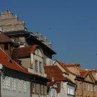 Крыши и фасады домов