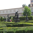 Статуи Адриана де Вриса в Вальдштейнском саду