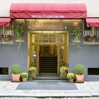 Вход в отель Cloister Inn