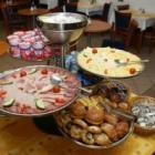 Отель Inos - блюда шведского стола