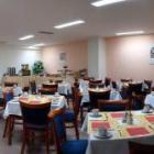 Столовая отеля Inos