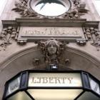 Вход в отель Liberty