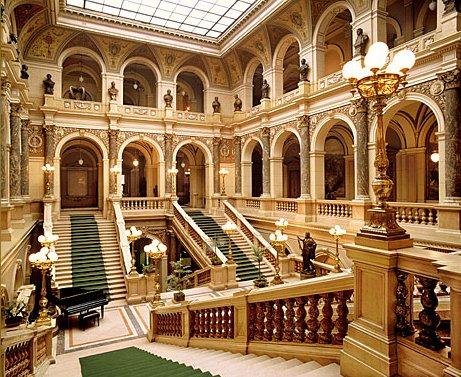 Image result for прага национальный музей лестница фото